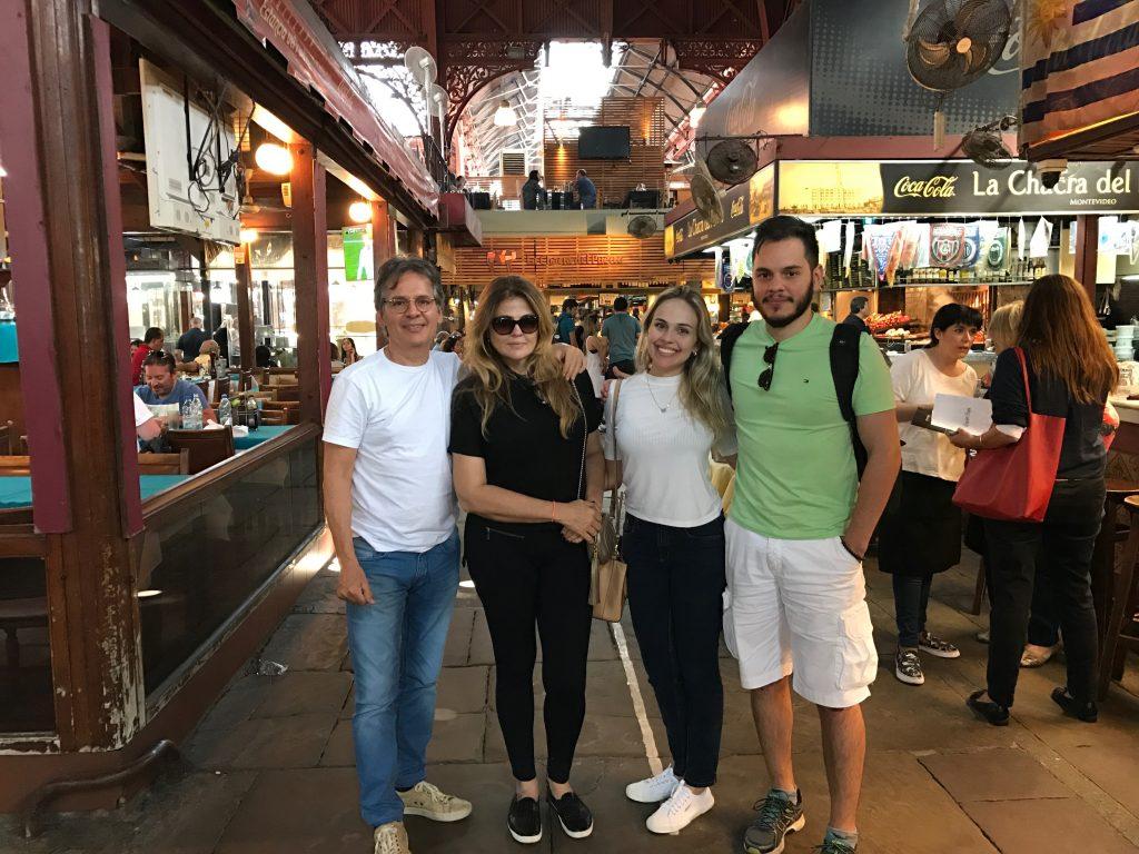 Mercado Del Puerto - Montevidéu
