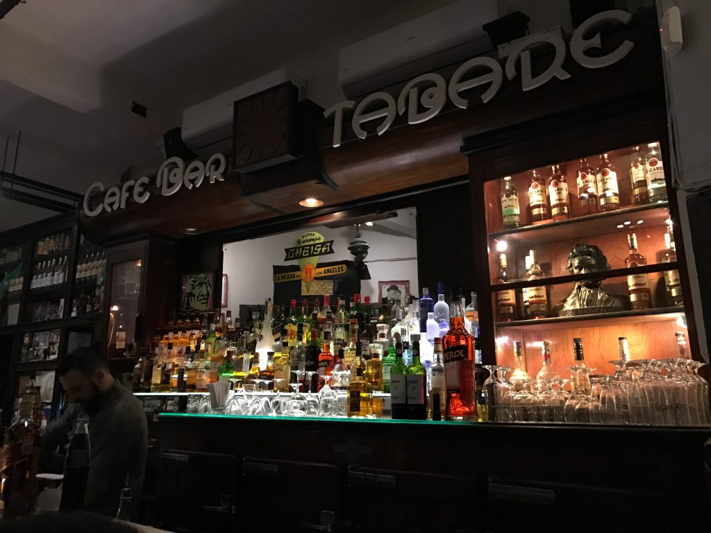 Cafe Bar Tabaré