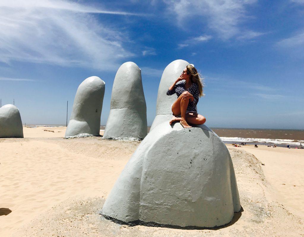 Los Dedos - Punta del Este